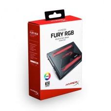 DISCO HYPERX FURY DE ESTADO SOLIDO SSD 240GB RGB SATA P/N SHFR200240G