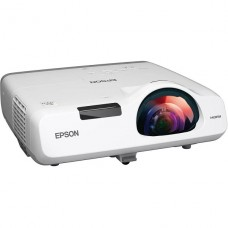 PROYECTOR Epson PowerLite 530  3200 lúmenes XGA 1024 x 768 4:3 LAN P/N V11H673020