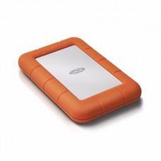 DISCO DURO EXTERNO LaCie Rugged Mini 1TB USB 3.0 5400 rpm P/N LAC301558