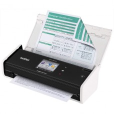 scanner Brother  duplex , adf, wifi pantalla touch , 18 ppm P/N ADS-1500W