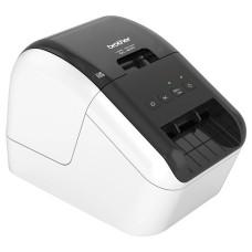 IMPRESORA TERMICA Brother Label printer Monochrome  62mm USB  Black Red P/N QL-800