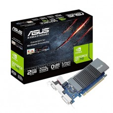 TARJETA DE VIDE ASUS GT710-SL-2GD5 2GB GDDR5 PCIex P/N GT710-SL-2GD5-CSM