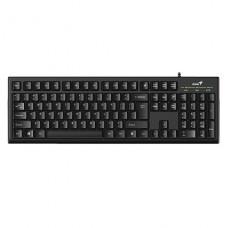 teclado Genius usb  cable 1.5metros p/n 31300005401