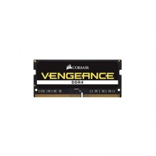 Memoria Sodimm Corsair Vengeance de 4GB (DDR4, 2400Mhz, 260pines, CL17, SODIMM) P/N CMSX4GX4M1A2400C16