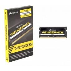 memoria sodimm  8gb 2400 mhz / pc4 19200 cl16 1.2v  ddr4 CORSAIR Vengeance p/n CMSX8GX4M1A2400C16