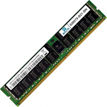 MEMORIA DDR4 HPE SmartMemory  8 GB 2666 MHz / PC4-21300 - CL19 - 1.2 V ECC P/N 838079-B21