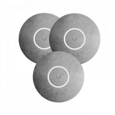 CUBIERTA Ubiquiti ConcreteSkin de dispositivo de red parte delantera hormigón (paquete de 3) P/N NHD-COVER-CONCRETE-3