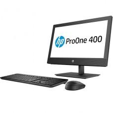 AIO HP 400 G4  Intel Core I3-8100 / 3.6 GHz  4 GB DDR4 SDRAM 1 TB HDD  20