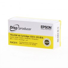 CARTRIDGE Epson  Amarillo original para Discproducer PP-100, PP-100AP, PP-100II, PP-100IIBD, PP-100N, PP-100NS, PP-50, PP-50BD P/N C13S020451