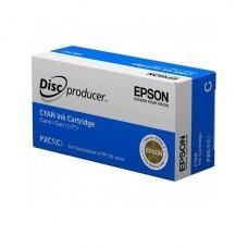 CARTRIDGE Epson Cián original para Discproducer PP-100, PP-100AP, PP-100II, PP-100IIBD, PP-100N, PP-100NS, PP-50, PP-50BD P/N C13S020447