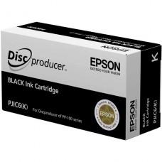 CARTRIDGE Epson Negro original para Discproducer PP-100, PP-100AP, PP-100II, PP-100IIBD, PP-100N, PP-100NS, PP-50, PP-50BD P/N C13S020452