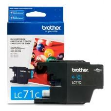CARTRIDGE Brother Cián original cartucho de tinta para Brother MFC-J280, J425, J430, J435, J625, J825, J835; MyMio MFC-J825 P/N LC71C