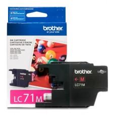 cartridge Brother Magenta  original cartucho de tinta para Brother MFC-J280, J425, J430, J435, J625, J825, J835; MyMio MFC-J825 P/N LC71M
