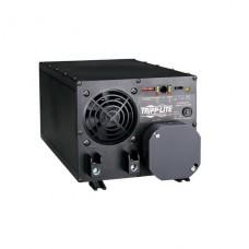 convertidor Tripp Lite 2000W APS INT 12VDC 230V Inverter / Charger w/ Auto Transfer Switching ATS Hardwired  Convertidor de corriente CC a CA + cargador de baterías - CA 230 / CC 12 V 2000 vatios  negro p/n APSINT2012