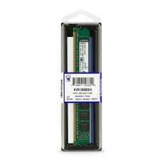MEMORIA DD3 Kingston ValueRAM 4 GB 1333 MHz / PC3-10600 - CL9 - 1.5 V P/N KVR13N9S84