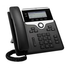 TELEFONO Cisco IP 7821 SIP - 2 líneas P/N CP-7821-K9