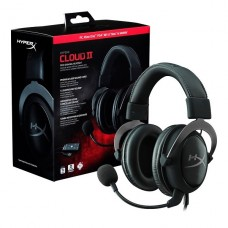 AUDIFONO GAMER HyperX Cloud II 7.1 Gaming Pro Gun Metal P/N KHX-HSCP-GM