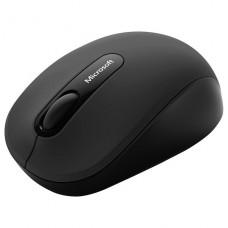 mouse bluetooth 4.0 Microsoft  Mobile Mouse 3600 diestro y zurdo  óptico  3 botones negro p/n PN7-00001