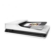 ESCANER HP Scanjet Pro 2500 f1  documentos a dos caras  A4/Letter  1200 ppp x 1200 ppp  hasta 20 ppm (mono) / hasta 20 ppm (color) - Alimentador automático de documentos (ADF) (50 hojas) - hasta 1500 exploraciones por día - USB 2.0 P/N L2747A#AKV