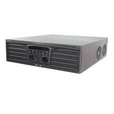 NVR Hikvision DS-9600 Series  32 canales en red 3U  montaje en bastidor P/N DS-9632NI-I16