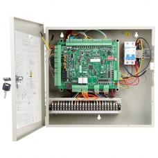 controlador 2 puertas  Hikvision  control de acceso Voltaje: DC 12V / 1A - ?100W - 32-bit Interfaz de red TCP / IP e interfaz RS-485  4 lectores de tarjetas  Certificación: CE, FCC P/N DS-K2602