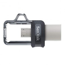 PENDRIVE  SanDisk Ultra Dual 64 GB - USB 3.0 / micro USB P/N SDDD3-064G-G46