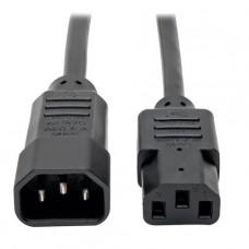 ADAPTADOR Tripp Lite DE C14 to C13 10A 18AWG P/N P004-001