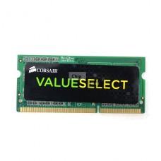 MEMORIA SODIMM CORSAIR Value Select 4GB DDR3L  1600 MHz / PC3-12800 - CL11 - 1.35 V P/N CMSO4GX3M1C1600C11