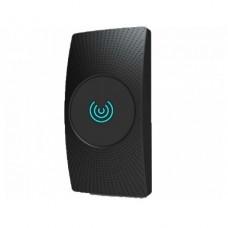 CONTROL DE ACCESO ZKTeco Lector RFID  SIA 26-bit Wiegand  negro P/N KR600E