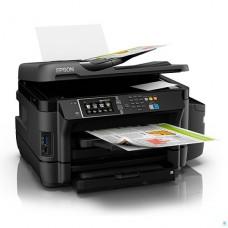 multifuncional Epson Ecotank L1455  Ink-jet  Color USB  A3 (297 x 420 mm) Automatic Duplexing p/n C11CF49303