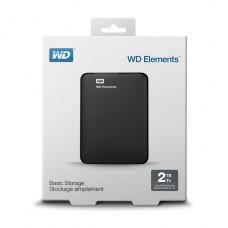 Disco Duro EXTERNO Western Digital 2TB Element Negro USB 3.0 P/N WDBU6Y0020BBK-WESN