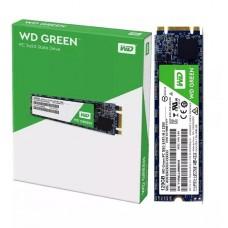 DISCO WESTERN DE ESTADO SOLIDO SSD 120GB M.2 2280 GREEN P/N P/N WDS120G2G0B
