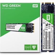 DISCO WESTERN DE ESTADO SOLIDO SSD 240GB M.2 2280 GREEN P/N P/N WDS240G2G0B