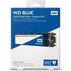 DISCO SSD WESTERN DIGITAL M.2 2280 500GB BLUE P/N WDS500G2B0B