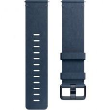 CORREA Fitbit  Versa Leather L Midn P/N FB166LBNVL