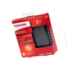 DISCO DURO EXTERNO Toshiba Canvio Advance 2TB USB 3.0 negro P/N HDTC920XK3AA