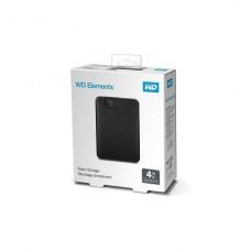 Disco Duro Externo WD 4TB USB 3.0 P/N WDBU6Y0040BBK-WESN