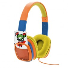 AUDIFONO CON CABLE  Xtech  Wrd Kids  P/N XTH-350OR