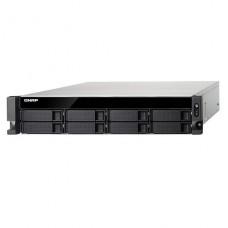 NAS QNAP TS-431XeU 4 BAHIAS RAM 8 GB RACKEABLE 1U (NO INCLUYE DISCOS) P/N TS-431XEU-8G-US