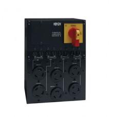 OPCION PDU DESMONTABLE Tripp Lite UPS Smart Online Detachable Redundant PDU Option Hardwire Input C19 L6-20R and L6-30R Power distribution unit - AC 200/208/220/230/240 V - input: hardwire - output connectors: 6 (NEMA L6-30, NEMA L6-20) - all black P/N SU