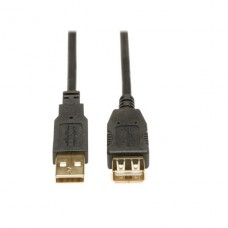 Cable TRIPPLITE Extension USB 2.0 Alta Velocidad (A M/H)1.83m P/N U024-006