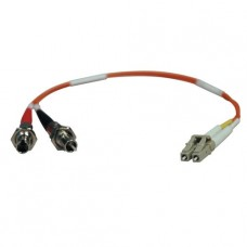 Adaptador de Fibra Duplex Multimodo 62.5/125 30.48cm TRIPPLITE P/N N457-001-62