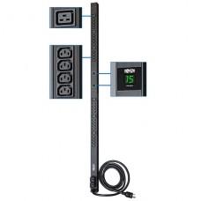PDU tripplite Vertical Monitoreable 36(C13) 6(C19) Cable 3m 5.8kw - CA 200/208/240 V - 5.8 kW  1 fase P/N PDUMNV30HV2LX