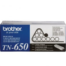 TONER Brother Alto rendimiento negro original para Brother DCP-8080, DCP-8085, HL-5340, HL-5350, HL-5370, MFC-8480, MFC-8680, MFC-8890 P/N TN-650