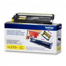 TONER Brother  Amarillo original para Brother HL-3040, 3045, 3070, 3075, MFC-9010, 9120, 9125, 9320, 9325 P/N TN210Y