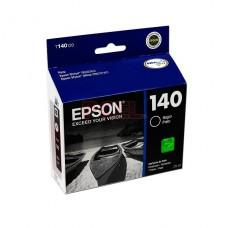 Tinta Epson 140  Negro origina para Stylus TX560WD; Stylus Office TX620FWD; WorkForce T42WD, WF-3012 p/n T140120-AL