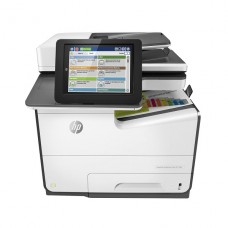IMPRESORA MULTIFUNCIONAL HP PageWide Enterprise Color MFP 586dn  Multifunction printer - Printer / Scanner / Copier - Ink-jet - Color - 2 x USB host / LAN - 216 x 356 mm - Automatic Duplexing P/N G1W39A#AKV