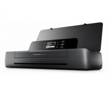 IMPRESORA HP Officejet 200 Mobile Printer  color chorro de tinta A4/Legal 1200 x 1200 ppp  hasta 20 ppm (monocromo) / hasta 19 ppm (color) capacidad: 50 hojas USB 2.0, host USB, Wi-Fi P/N CZ993AAKY