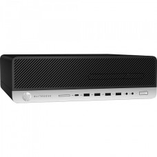 EQUIPO HP EliteDesk 800 G4 SFF Intel Core I5-8500 8 GB DDR4 1TB  Windows 10 Pro P/N 4QM33LT#ABM