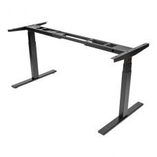 Base Tripplite electrica par escritorio Black ajustable P/N WWBASE-BK